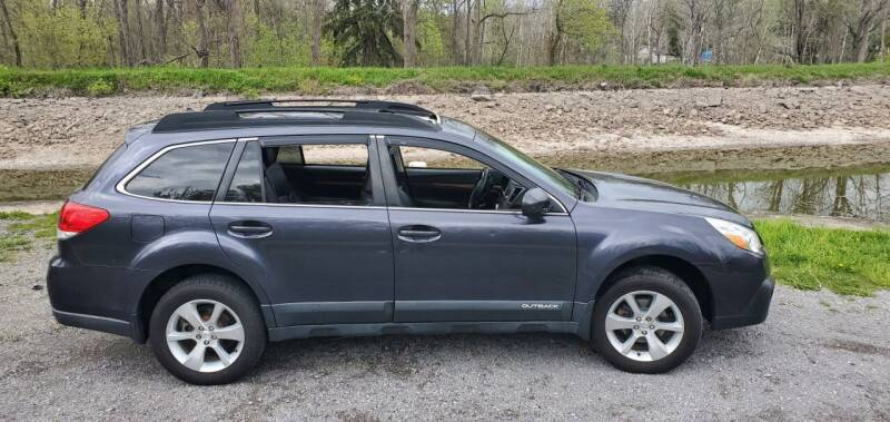 2013 Subaru Outback for sale at Auto Link Inc in Spencerport NY