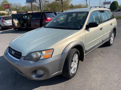 2005 Subaru Outback for sale at Diana Rico LLC in Dalton GA
