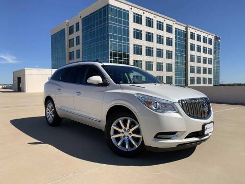 2014 Buick Enclave for sale at SIGNATURE Sales & Consignment in Austin TX
