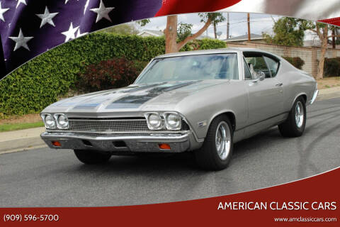 1968 Chevrolet Chevelle for sale at American Classic Cars in La Verne CA