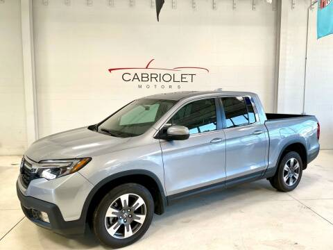 2019 Honda Ridgeline for sale at Cabriolet Motors in Morrisville NC