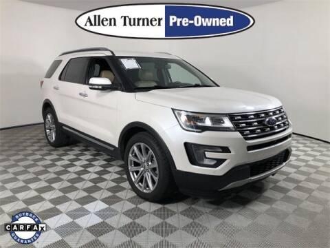 2017 Ford Explorer for sale at Allen Turner Hyundai in Pensacola FL