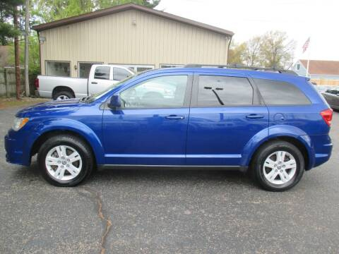 2012 Dodge Journey for sale at Home Street Auto Sales in Mishawaka IN