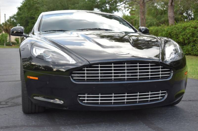 2011 Aston Martin Rapide for sale at Monaco Motor Group in Orlando FL
