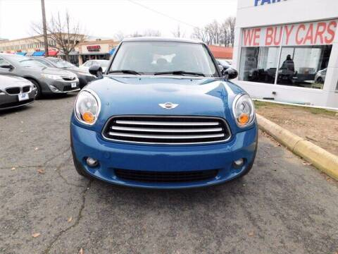 2012 MINI Cooper Countryman for sale at AP Fairfax in Fairfax VA