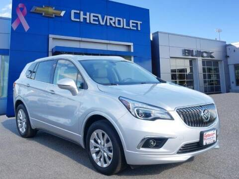 2017 Buick Envision for sale at Bellavia Motors Chevrolet Buick in East Rutherford NJ
