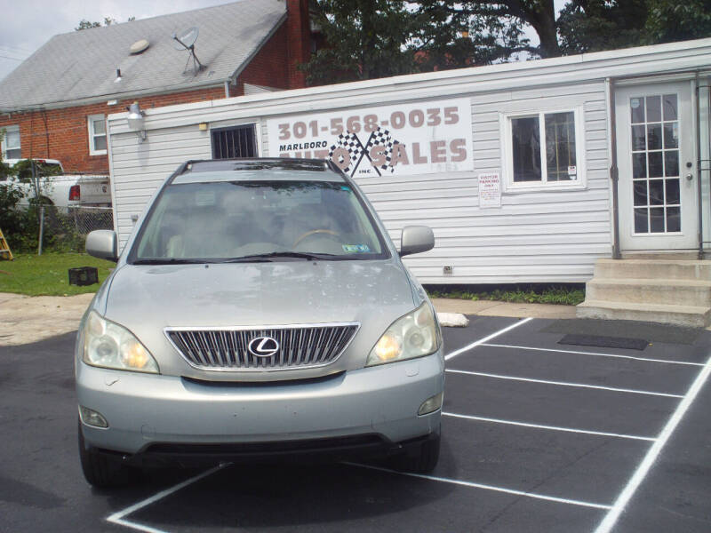 2005 Lexus RX 330 for sale at Marlboro Auto Sales in Capitol Heights MD