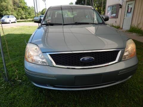 2006 Ford Five Hundred for sale at PARAGON AUTO SALES in Portage MI