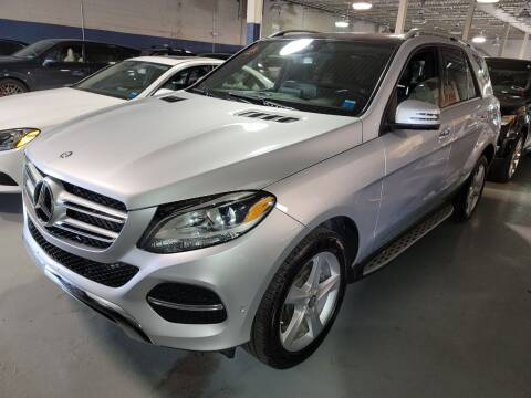2016 Mercedes-Benz GLE for sale at AW Auto & Truck Wholesalers  Inc. in Hasbrouck Heights NJ