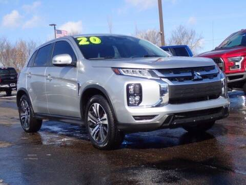 2020 Mitsubishi Outlander Sport for sale at Szott Ford in Holly MI