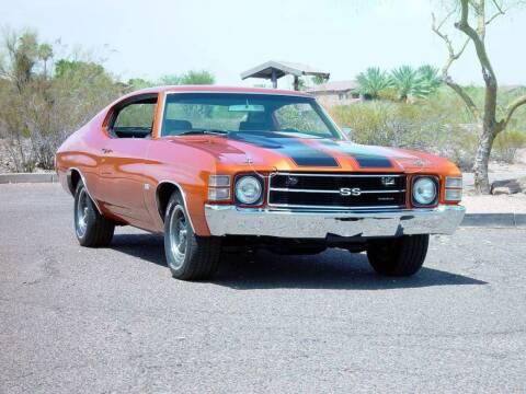1971 Chevrolet Chevelle for sale at AZ Classic Rides in Scottsdale AZ