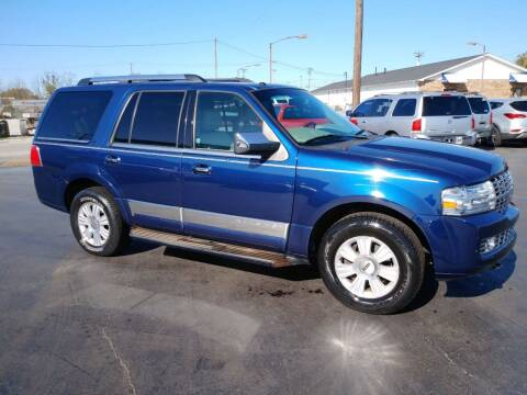 2007 Lincoln Navigator for sale at Big Boys Auto Sales in Russellville KY