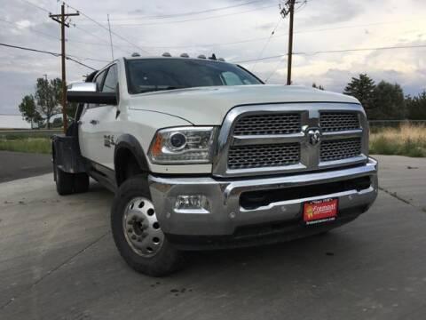 2018 RAM Ram Pickup 3500 for sale at Rocky Mountain Commercial Trucks in Casper WY