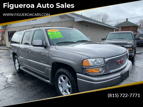 2006 GMC Yukon XL for sale at Figueroa Auto Sales in Joliet IL