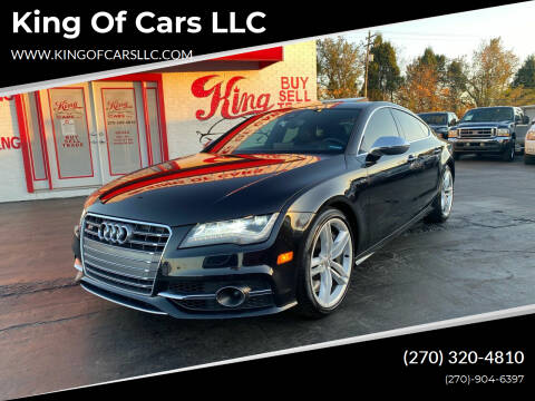 2013 Audi S7 for sale at King of Cars LLC in Bowling Green KY