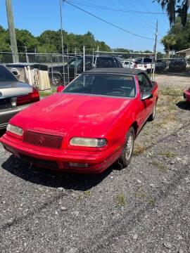 1995 Chrysler Le Baron for sale at Ideal Motors in Oak Hill FL