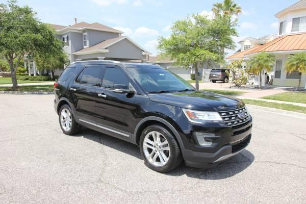 2017 Ford Explorer for sale at FALCON AUTO BROKERS LLC in Orlando FL