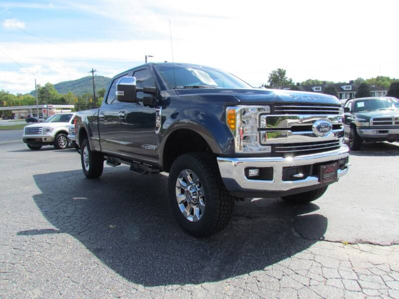 2017 Ford F-350 Super Duty for sale at Hibriten Auto Mart in Lenoir NC