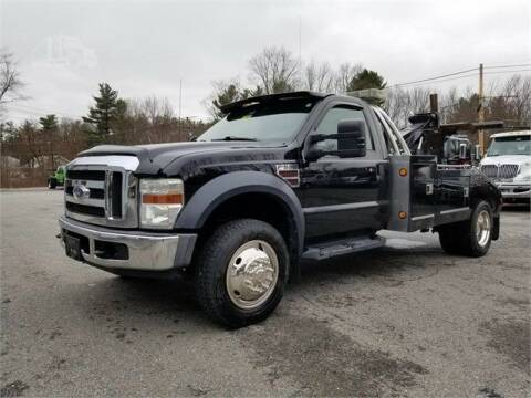 2010 Ford F-550 Super Duty for sale at GRS Auto Sales and GRS Recovery in Hampstead NH