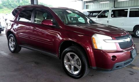 2007 Chevrolet Equinox for sale at Angelo's Auto Sales in Lowellville OH