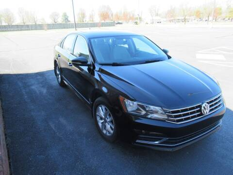 2016 Volkswagen Passat for sale at Just Drive Auto in Springdale AR