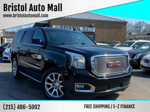 2015 GMC Yukon for sale at Bristol Auto Mall in Levittown PA