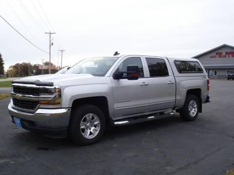 2016 Chevrolet Silverado 1500 for sale at Fox River Auto Sales in Princeton WI
