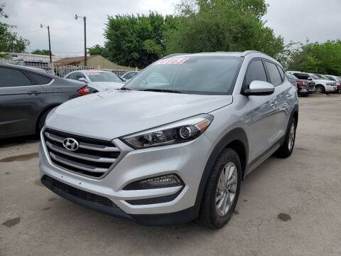 2017 Hyundai Tucson for sale at Star Autogroup, LLC in Grand Prairie TX