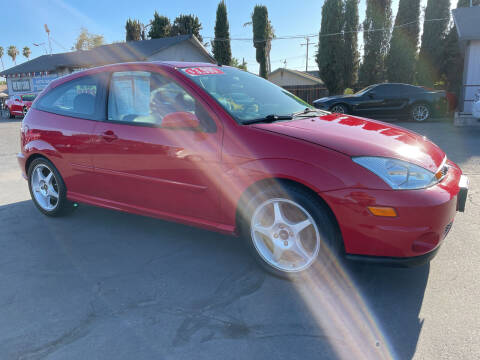 2003 Ford Focus SVT for sale at Blue Diamond Auto Sales in Ceres CA