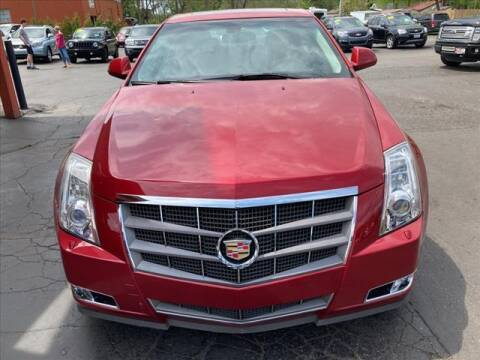2008 Cadillac CTS for sale at HUFF AUTO GROUP in Jackson MI