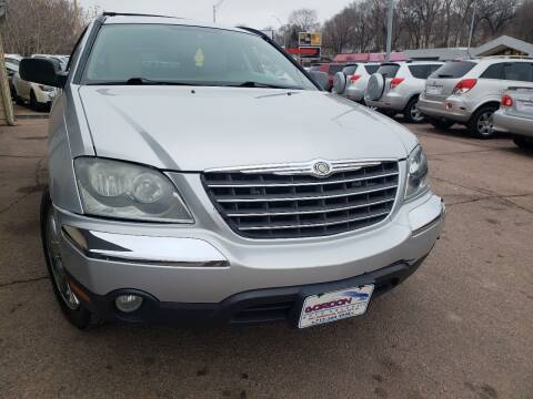 2006 Chrysler Pacifica for sale at Gordon Auto Sales LLC in Sioux City IA