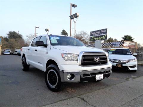 2011 Toyota Tundra for sale at Save Auto Sales in Sacramento CA