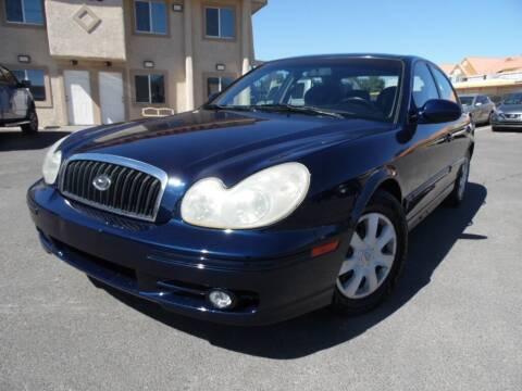 2003 Hyundai Sonata for sale at Best Auto Buy in Las Vegas NV