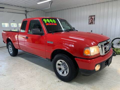 2008 Ford Ranger for sale at SMS Motorsports LLC in Cortland NY