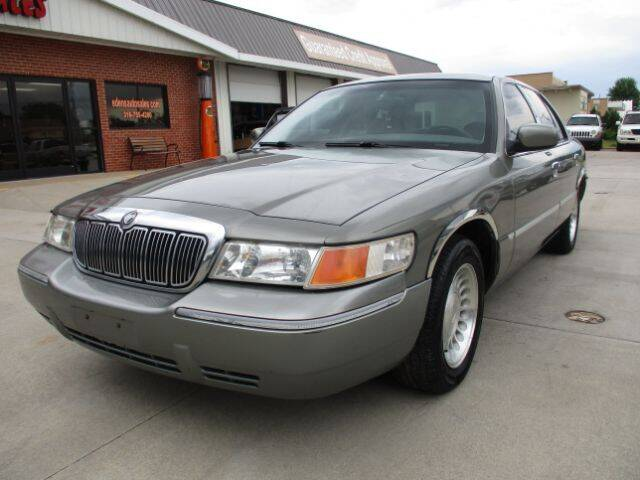 2000 Mercury Grand Marquis for sale at Eden's Auto Sales in Valley Center KS