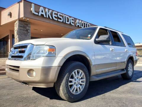 2012 Ford Expedition for sale at Lakeside Auto Brokers in Colorado Springs CO