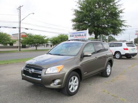 2011 Toyota RAV4 for sale at Kendall's Used Cars 2 in Murray KY
