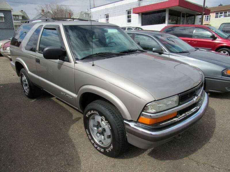 2001 Chevrolet Blazer for sale at Arnold Motor Company in Houston PA