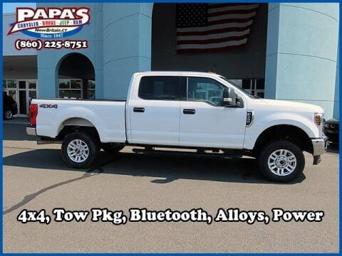 2019 Ford F-350 Super Duty for sale at Papas Chrysler Dodge Jeep Ram in New Britain CT