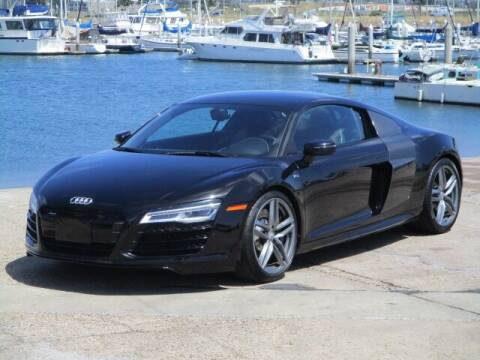 2015 Audi R8 for sale at Convoy Motors LLC in National City CA