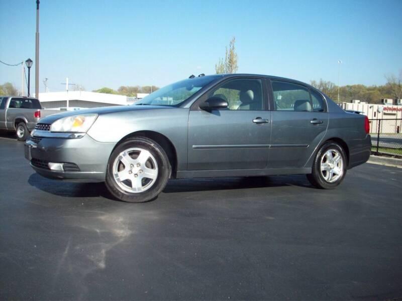 2004 Chevrolet Malibu for sale at Whitney Motor CO in Merriam KS