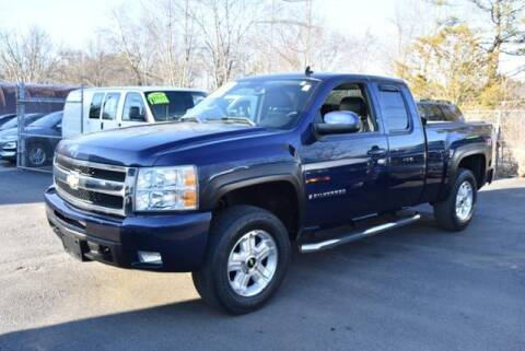 2009 Chevrolet Silverado 1500 for sale at Absolute Auto Sales, Inc in Brockton MA