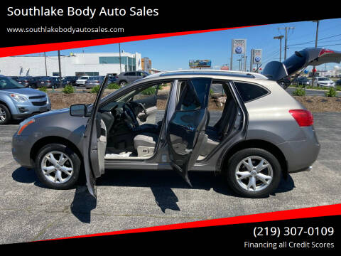 2011 Nissan Rogue for sale at Southlake Body Auto Sales in Merrillville IN