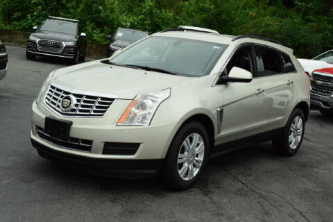 2015 Cadillac SRX for sale at Automall Collection in Peabody MA