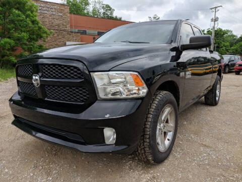 2014 RAM Ram Pickup 1500 for sale at DILLON LAKE MOTORS LLC in Zanesville OH