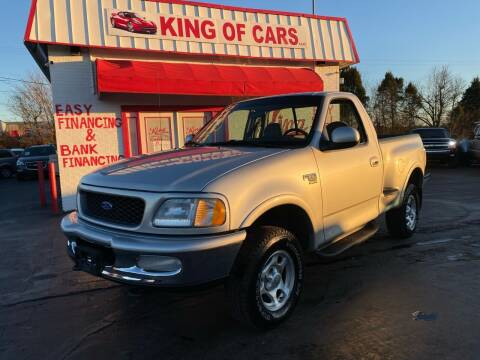 1998 Ford F-150 for sale at King of Cars LLC in Bowling Green KY