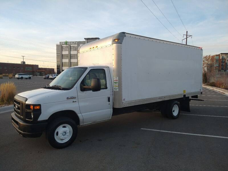 2013 Ford E-Series Chassis for sale at ALL ACCESS AUTO in Murray UT