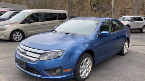 2010 Ford Fusion for sale at Walton's Motors in Gouverneur NY