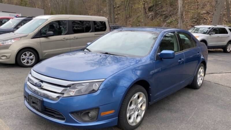 2010 Ford Fusion for sale in Gouverneur, NY