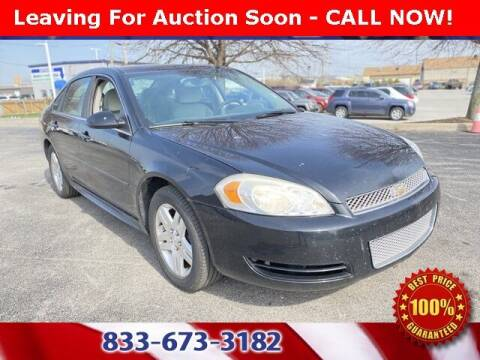 2013 Chevrolet Impala for sale at Glenbrook Dodge Chrysler Jeep Ram and Fiat in Fort Wayne IN